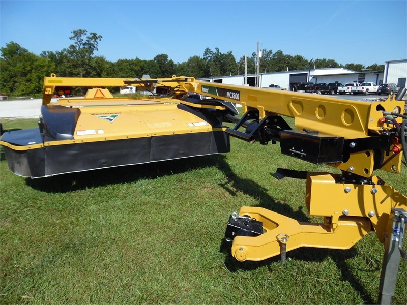 2015 Vermeer MC3300 Mower Conditioner For Sale