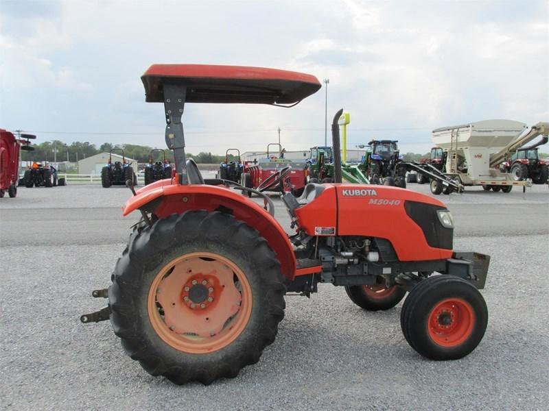 2008 Kubota M5040 Tractor For Sale