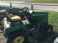 Riding Mower For Sale:  2006 John Deere X475 , 23 HP