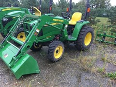 Tractor For Sale 2015 John Deere 3032E