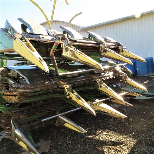 2013 Krone EASY COLLECT 903 Forage Head-Row Crop For Sale