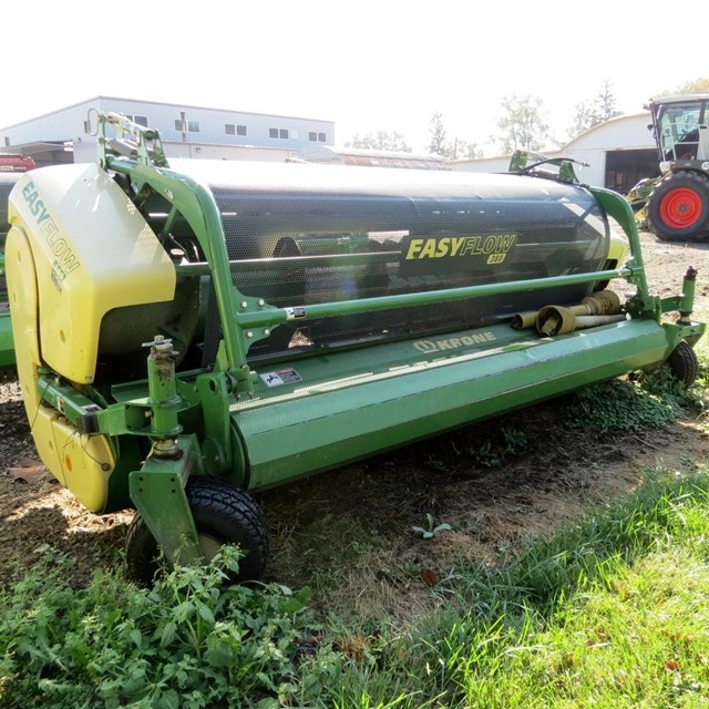 2013 Krone EASY FLOW 380 Forage Head-Windrow Pickup For Sale