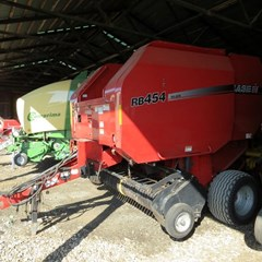 Baler-Round For Sale 2011 Case IH RB454
