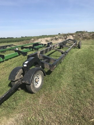 2012 Other 38 Header Trailer For Sale