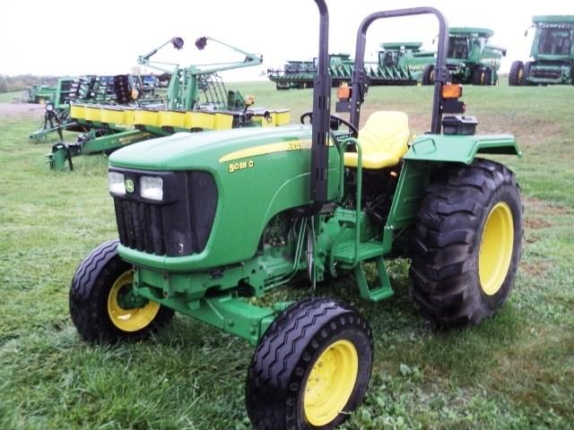 2009 John Deere 5055D Tractor For Sale