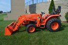 Tractor For Sale:  2016 Kubota L2501HST , 25 HP