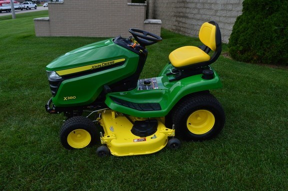 2016 John Deere X380 Riding Mower For Sale