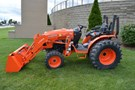 Tractor For Sale:  2016 Kubota B3350HSD , 33 HP