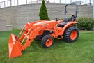 Tractor For Sale:  2015 Kubota L2501HST , 25 HP
