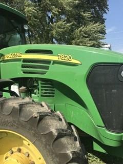 Tractor For Sale:  2005 John Deere 7820 , 155 HP