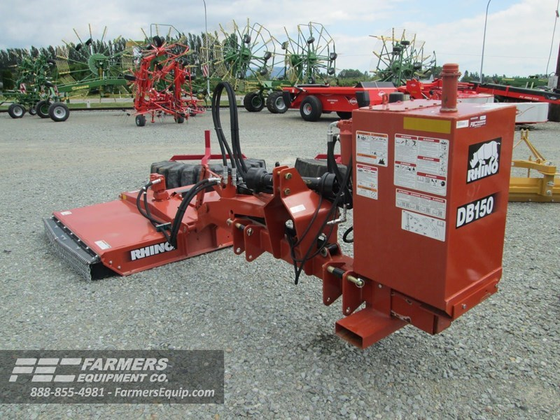 2015 Rhino DB150 Boom Mower For Sale