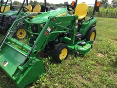 Tractor For Sale 2017 John Deere 1023E