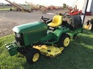 Riding Mower For Sale:  1996 John Deere 425