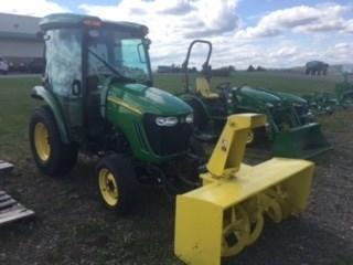 2008 John Deere 3320 Tractor For Sale