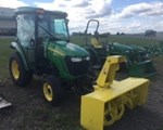 Tractor For Sale: 2008 John Deere 3320, 32 HP