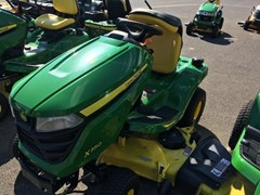 Riding Mower For Sale 2016 John Deere X350