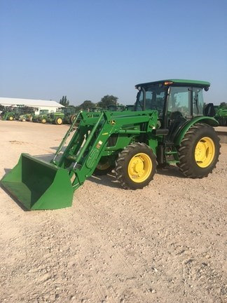 John Deere 5093E Tractor For Sale