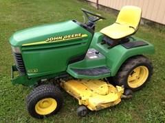 Riding Mower For Sale 1995 John Deere 345 , 20 HP