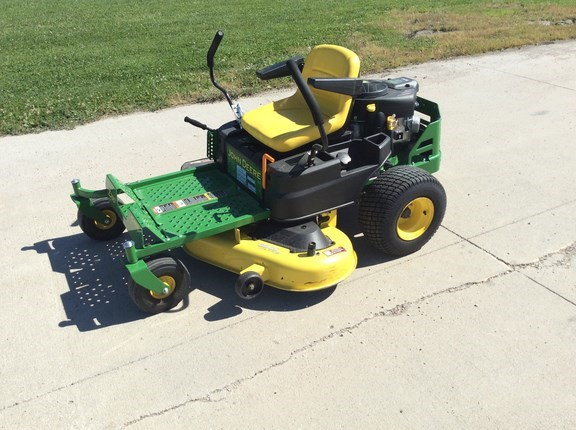 2015 John Deere Z255 Riding Mower For Sale