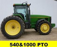 Tractor For Sale 1996 John Deere 8100 , 180 HP