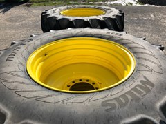 Wheels and Tires For Sale 2015 John Deere 710/70R38