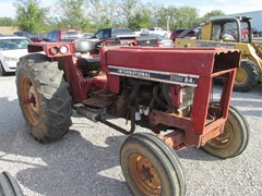 Tractor For Sale 1983 International 84 HYDRO , 63 HP