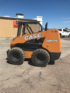 Skid Steer :  Case SR175
