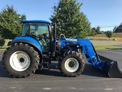 Tractor For Sale 2015 New Holland T5.115 , 98 HP