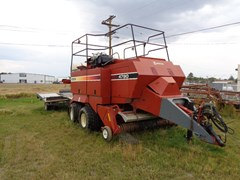 Baler-Big Square For Sale:  2006 Hesston 4790