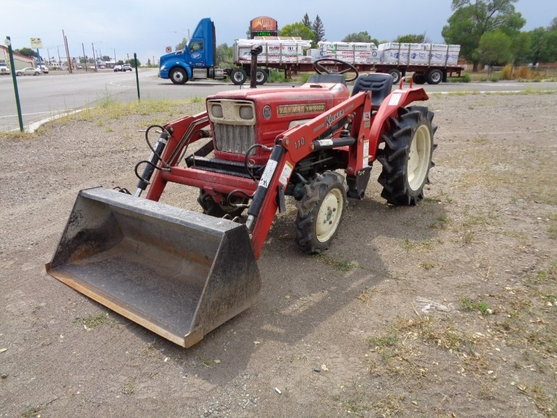 1980 Yanmar 1610D Tractor - Compact For Sale