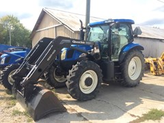 Tractor For Sale:  2005 New Holland TS115A , 115 HP