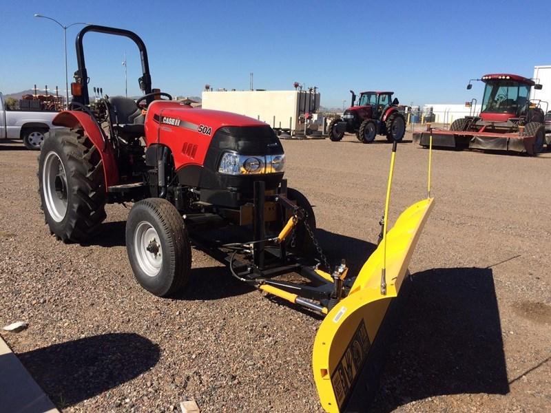 2016 Case IH FARMALL 50A Tractor For Sale