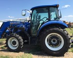 Tractor For Sale: 2014 New Holland TA75