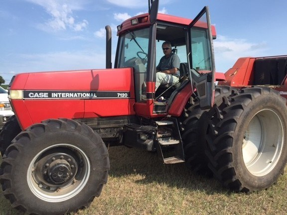 1993 Case IH 7120 Tractor For Sale
