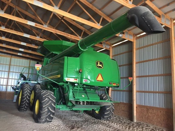 2011 John Deere 9770 STS Combine For Sale