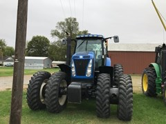Tractor For Sale:  2011 New Holland T8030 , 303 HP