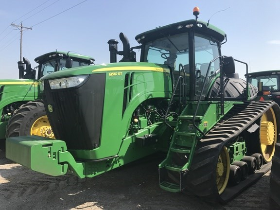 2012 John Deere 9510RT Tractor For Sale