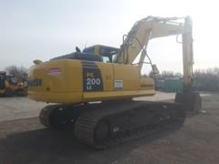 Excavator For Sale:  2012 Komatsu PC200LC-8