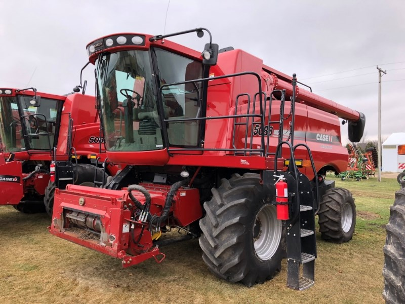 2012 Case IH 5088 Combine For Sale