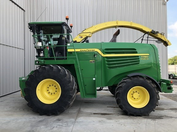 2014 John Deere 7780 Forage Harvester-Self Propelled For Sale