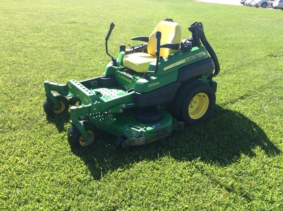 2012 John Deere Z930A Riding Mower For Sale