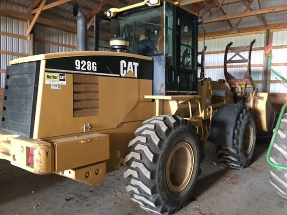 1998 Caterpillar 928g Wheel Loader For Sale