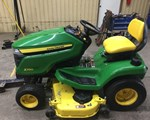 Riding Mower For Sale: 2016 John Deere X390
