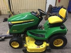 Riding Mower For Sale:  2016 John Deere X390