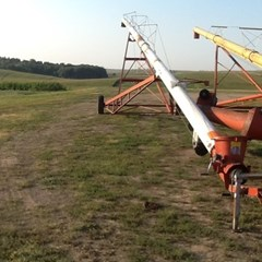 Auger-Portable For Sale Feterl 1076
