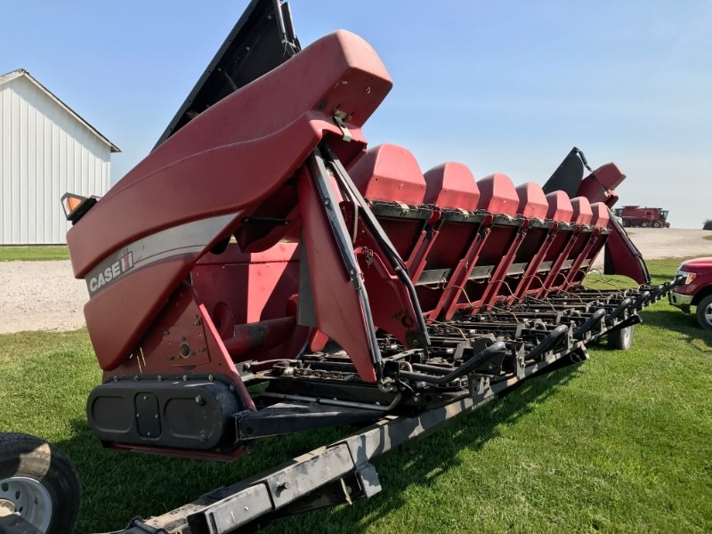 2013 Case IH 3408 Header-Row Crop For Sale