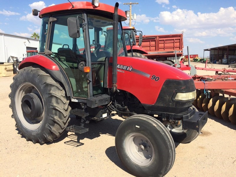 2009 Case IH FARMALL 90 Tractor For Sale