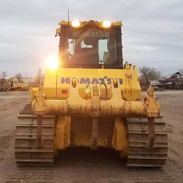 2012 Komatsu D65WX-17 Crawler Tractor For Sale