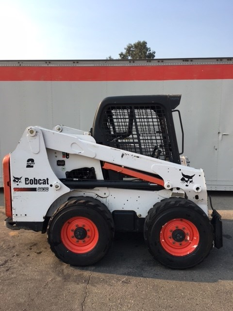 2012 Bobcat S630 Skid Steer For Sale