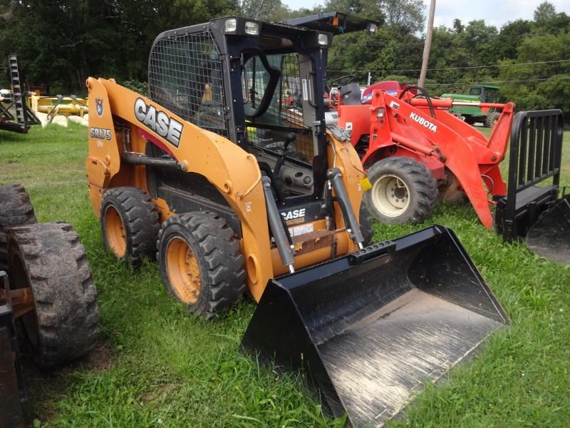 2015 Case SR175 Skid Steer For Sale